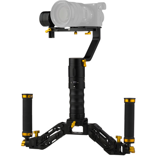ikan MS-PRO Beholder Gimbal and Flex Handle Stabilizer Kit