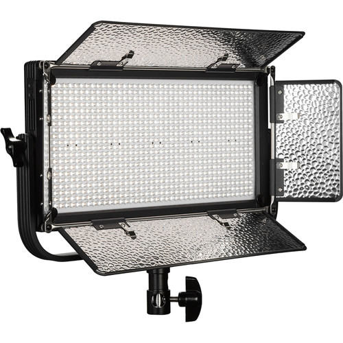 ikan Mylo Bi-Color 3200-5600K Half x 1 Portable Field LED Light