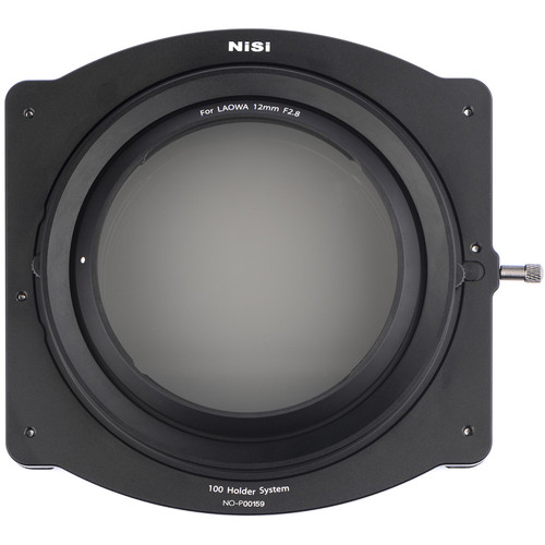 NiSi 100mm Filter Holder Kit for Venus Optics Laowa 12mm f/2.8 Zero-D Lens