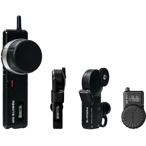 ikan Remote Air 4 Dual Motor Wireless System (PD Movie)