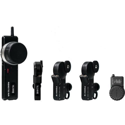 ikan Remote Air 4 Three Motor Wireless System (PD Movie)
