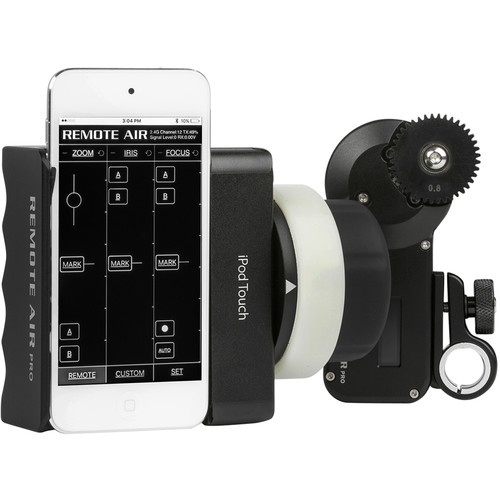 ikan Remote Air Pro Wireless Follow Focus Single-Motor Kit with iPhone & iPod Touch Integration
