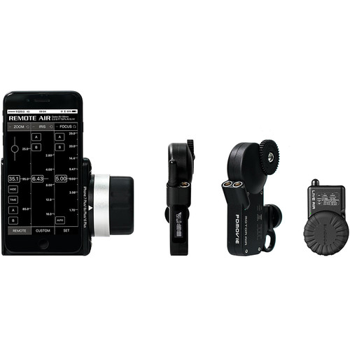 ikan Remote Air Pro 2 Dual Channel Wireless Follow Focus (PD Movie)