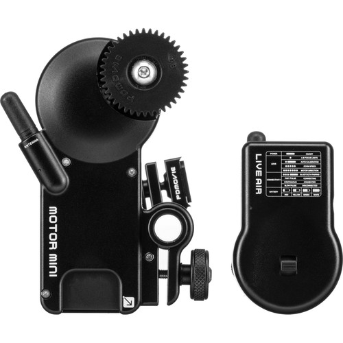 PDMOVIE PD Movie LIVE AIR 1-Channel MOTOR MINI with Zoom Controller Kit