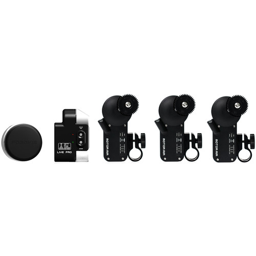 PDMOVIE Live Pro Three-Channel Focus/Iris/Zoom Control System (PD Movie)