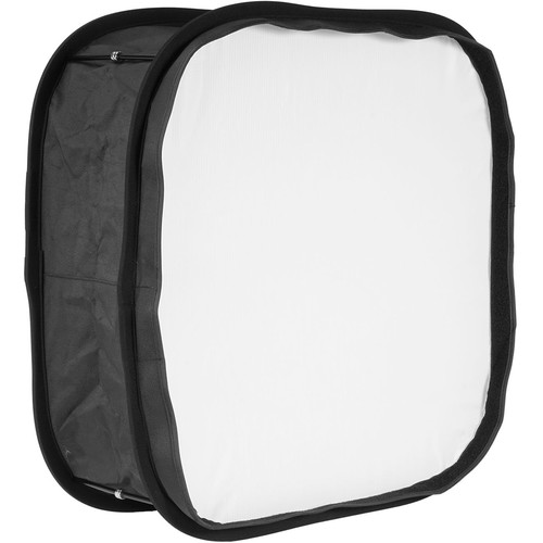 ikan Presto Softbox Modifier for 1 x 1 LED Light with Egg Crate