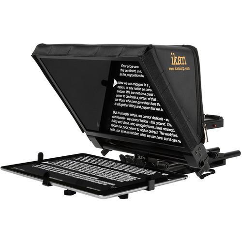 ikan Elite Pro Universal Large Tablet Teleprompter