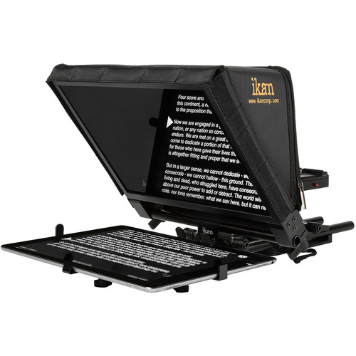 ikan Elite Pro Universal Large Tablet Teleprompter