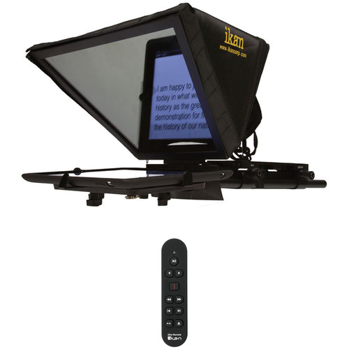 ikan PT-ELITE-U Tablet Teleprompter & Bluetooth Remote Kit
