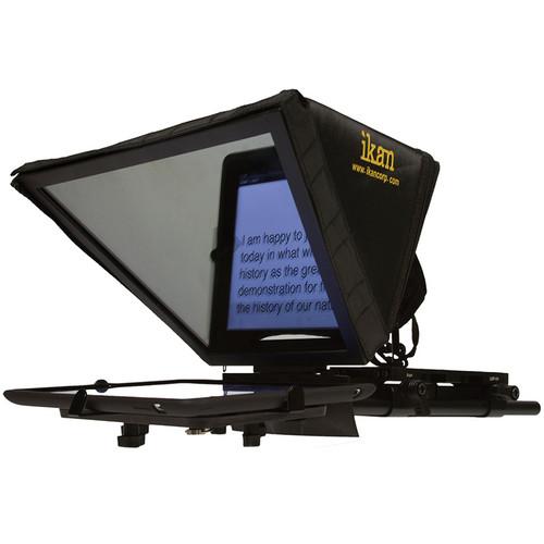 ikan Elite Universal Tablet Teleprompter Kit