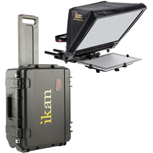 ikan PT-ELITE-V2 Travel Kit with Rolling Hard Case
