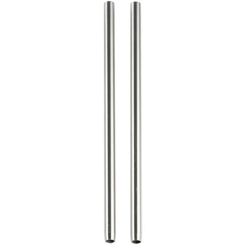 "Tilta Stainless Steel 19mm Rods (Pair, 18"")"