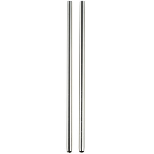 "Tilta Stainless Steel 19mm Rods (Pair, 22"")"
