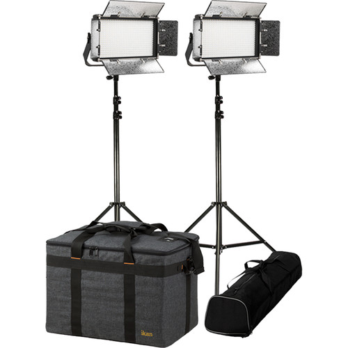 ikan Rayden RW5 Daylight LED 2-Point Light Kit