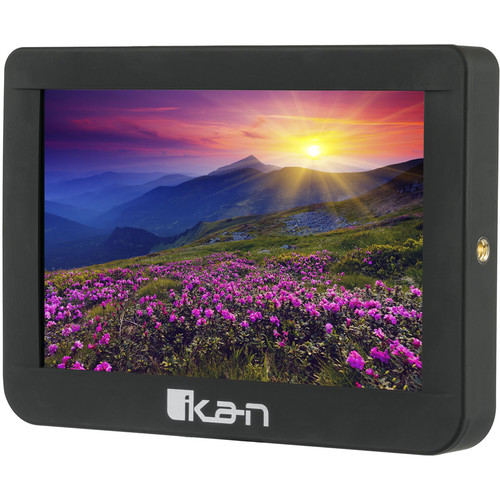"ikan Saga 7"" On-Camera 4K HDMI/3G-SDI Monitor"