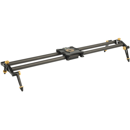 "ikan Heavy-Duty Carbon Fiber Camera Slider with 22mm Track Rails (31"")"