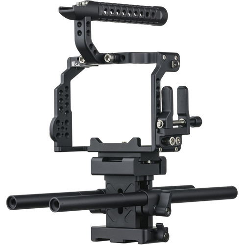 ikan Stratus Complete Cage for Sony a7R IV/a7R III/a7S II/a7 III Cameras