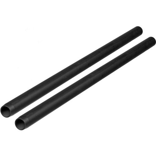 "Tilta Threaded 19mm Rods (Black, 18"", Pair)"
