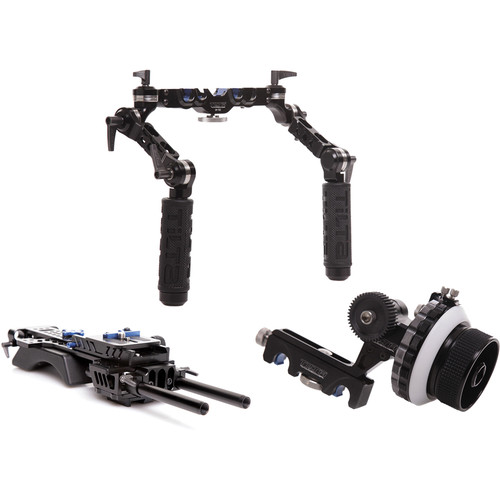 Tilta Universal Shoulder Rig Kit with Follow Focus