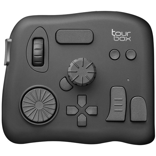 ikan Tourbox Photo And Video Editing Controller