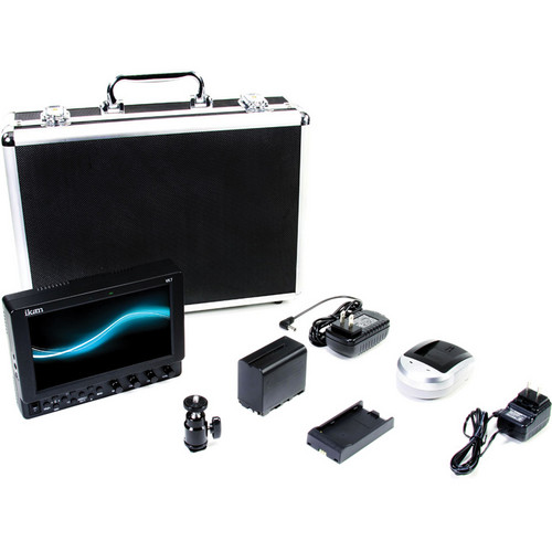 ikan VK7i-DK-N Deluxe Kit with Nikon EN-EL Type Battery Plate