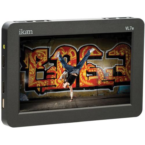 """ikan VL7e 7"""" LCD On-Camera HDMI Monitor"""