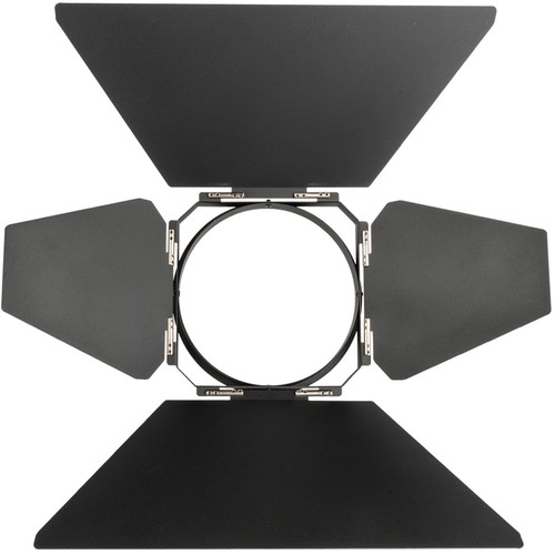 """ikan Replacement Barndoors for Red Star/White Star Fresnels (6"""")"""