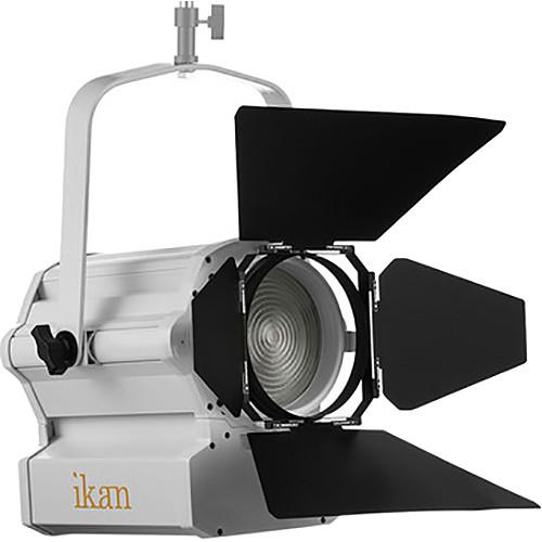 "ikan Architectural White Star WS-F350 6"" Fresnel 350W LED Light (White)"