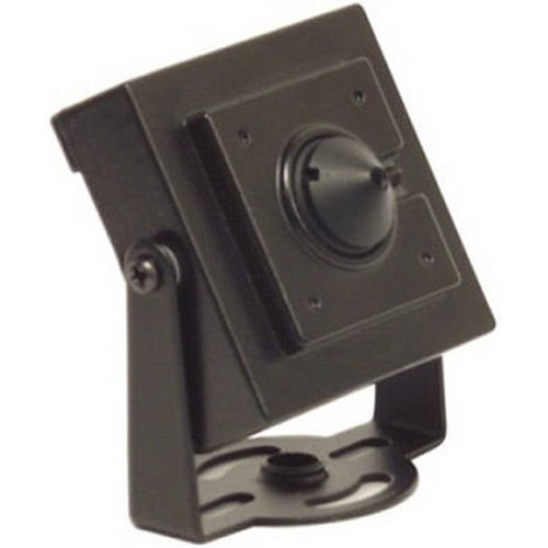 Ikegami ECOCPH37 Conical Pinhole Lens 700 TVL Mini Cube Analog Camera (NTSC)