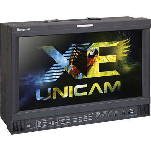 "Ikegami 16.5"" 4K HD Multi-Format LCD Monitor"