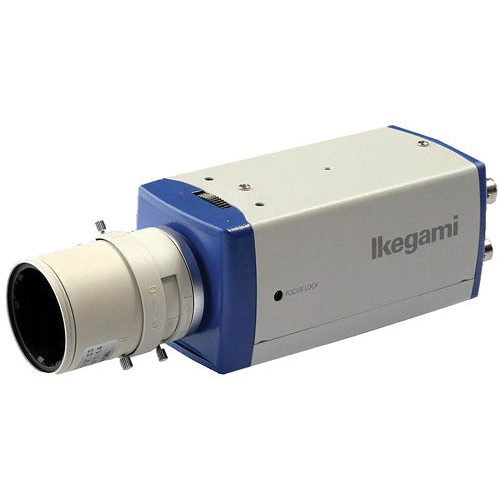 """Ikegami ICD-809P/24 1/3"""" High Resolution True Day/Night DSP Color Camera (PAL)"""