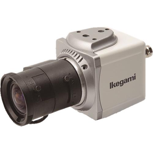 Ikegami ICD-879S 2MP Hybrid HD Analog Box Camera (No Lens)