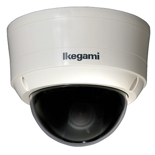 Ikegami IPD-DM11 Type 31 Hyper Wide Light Dynamic IP Network Dome Camera