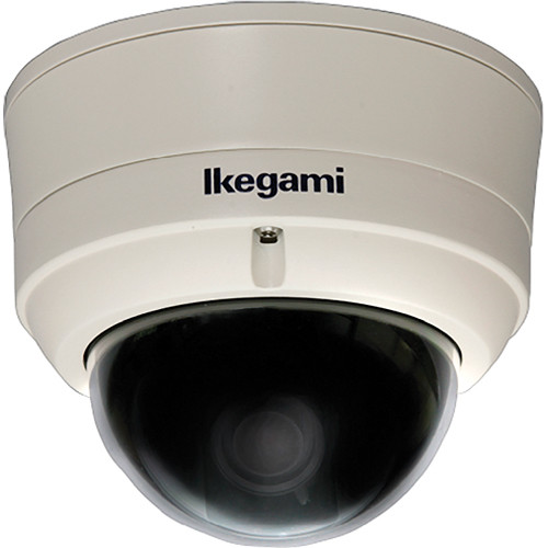Ikegami IPD-VR11 Type 31 Hyper Wide Light Dynamic IP Network Dome Camera