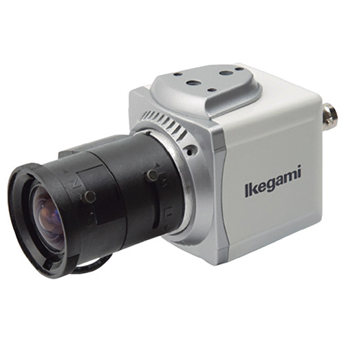 Ikegami ISD-A15 High Resolution True Day/Night Compact Box Camera Kit (NTSC & PAL)