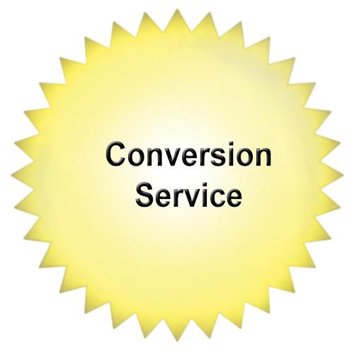 Ikegami ISD-PAL-Conversion Service
