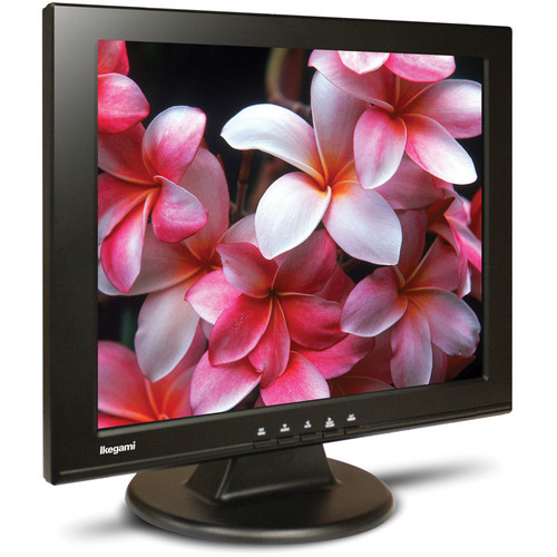 """Ikegami LCD-15 15"""" TFT Color LCD Monitor"""