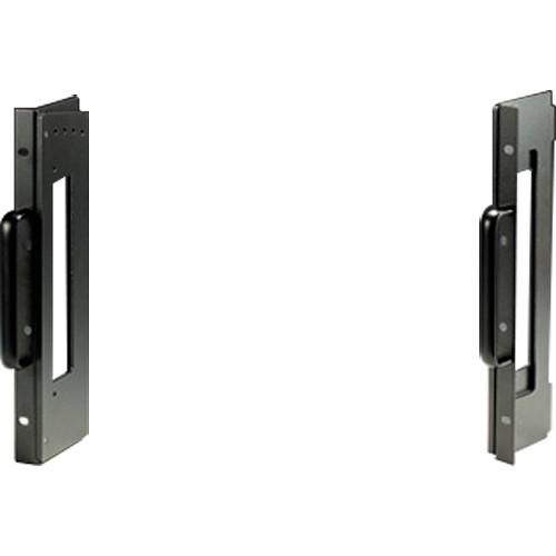 "Ikegami RS-1770T 19"" Rack Mount Adapter with Tilt Mechanism (7 RU, Black)"