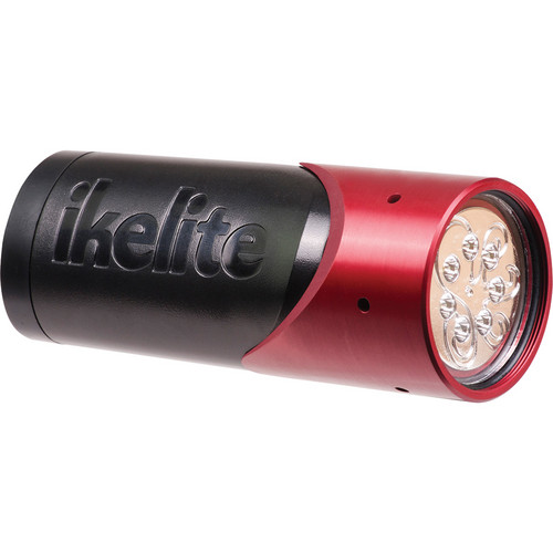 Ikelite Vega LED Video + Photo Dive Light with USA Charger