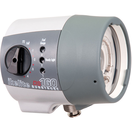 Ikelite DS160 Underwater Substrobe Head