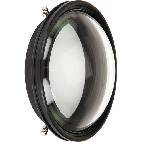 "Ikelite 6"" MIL Dome Port for Super Wide-Angle Panasonic 8mm Lumix G f/3.5 Lens"