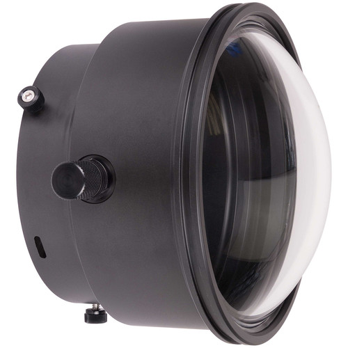 "Ikelite DLM 6"" Dome Port with Zoom Control and 1.0"" Extension for Mirrorless Lenses"