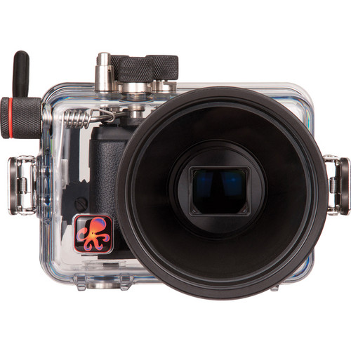 Ikelite Underwater Housing for Sony Cyber-shot HX50 Digital Camera