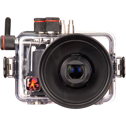 Ikelite Underwater Housing for Sony Cyber-shot DSC-HX90 or DSC-WX500
