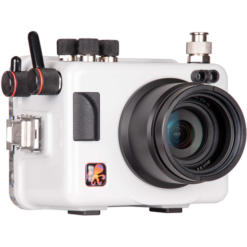 Ikelite Underwater Housing with TTL Circuitry for Canon PowerShot G3 X