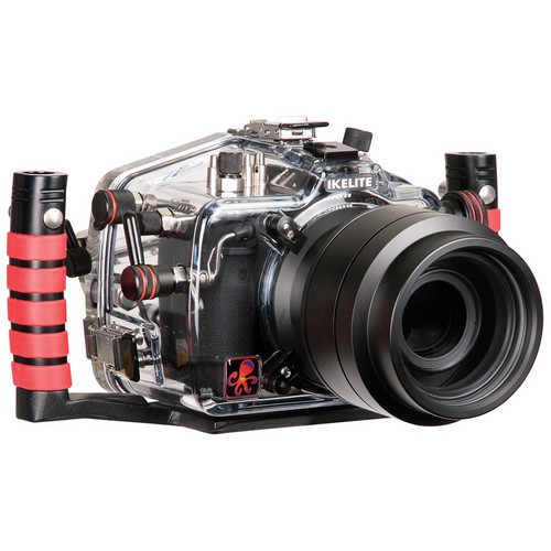 Ikelite Underwater Housing Kit with Canon EOS 6D Digital Camera Body