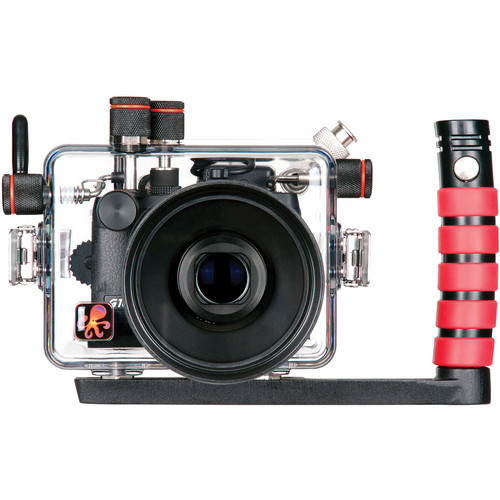 Ikelite TTL Underwater Housing for Canon PowerShot G16 Digital Camera