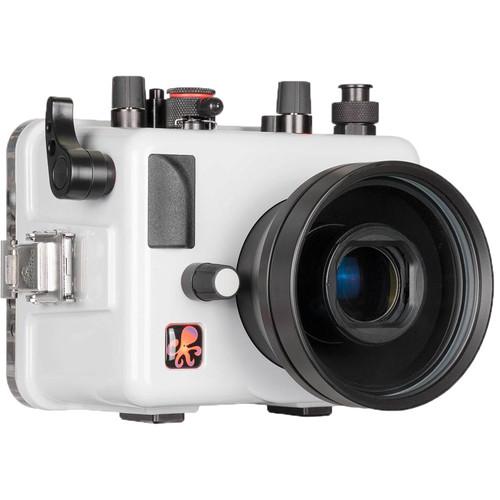 Ikelite Underwater TTL Housing for Canon PowerShot G1X Mark II Digital Cameras (Updated)