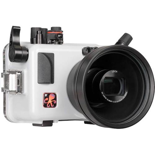 Ikelite Underwater Housing for Panasonic Lumix ZS200/TZ200, TZ202 Digital Cameras