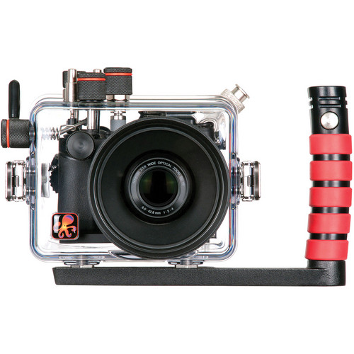 Ikelite Underwater Housing for Nikon COOLPIX P7800 Digital Camera